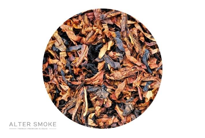 Tabac Brun Corsé